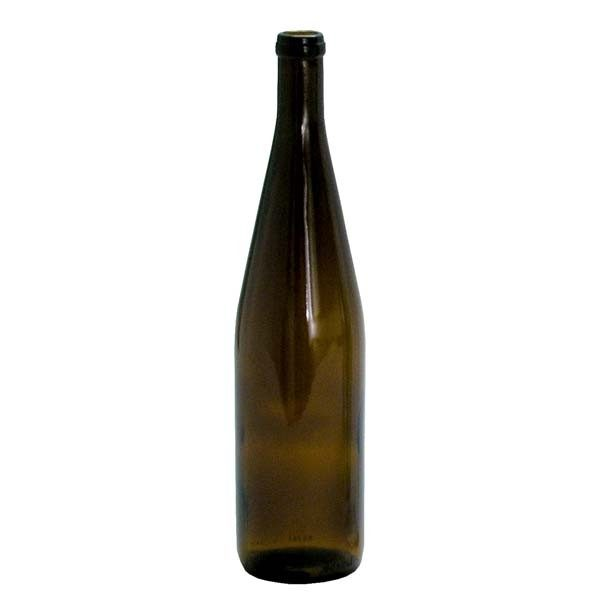 Bottle - 750mL Amber Hock