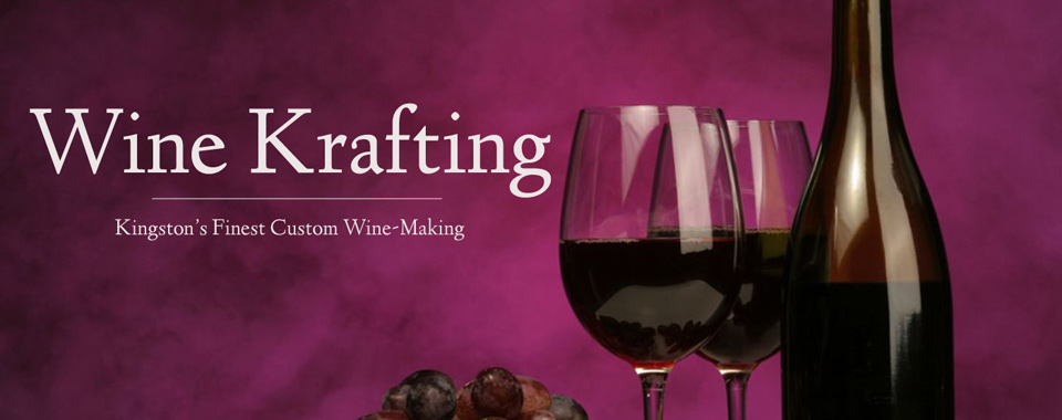 Welcome to Wine Krafting