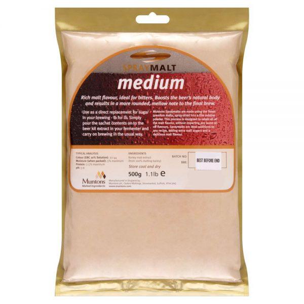 Spraymalt Medium - 500g