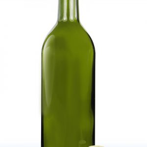 Bottle - 1L Bordeaux Green