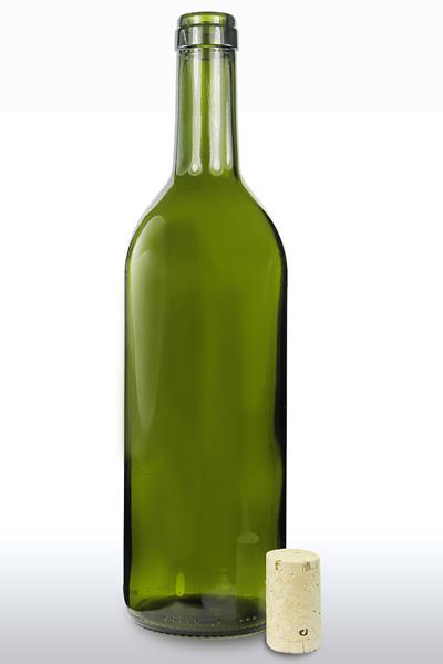 Bottle - 1L Bordeaux Green