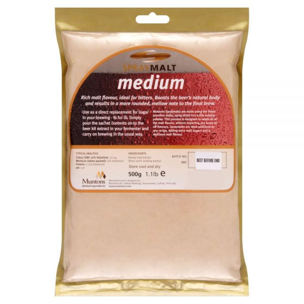 Spraymalt Medium - 500g