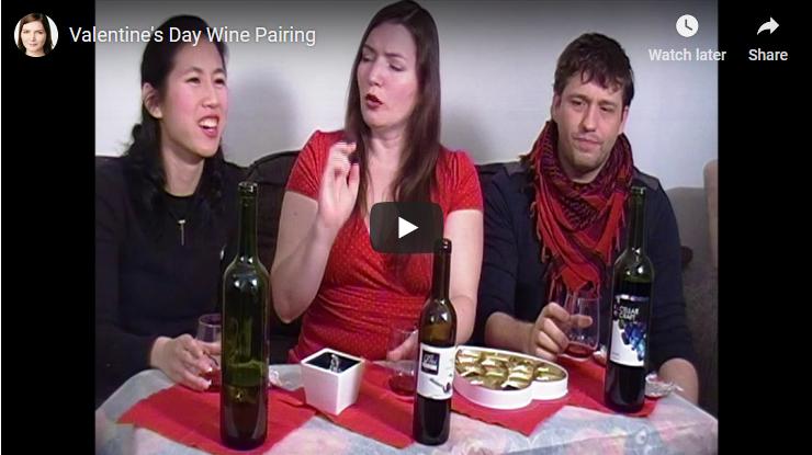Valentine's Day Wine Pairing