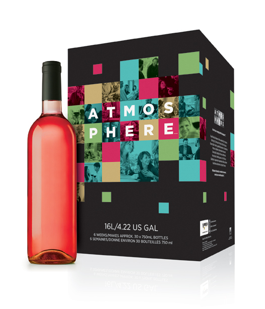 Pinot Noir Shiraz Rose (Australia) - Atmosphere